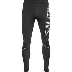 Salming Thermal Wind Tights Herren black black