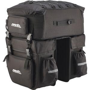 Red Cycling Products Grand Touring Bag Gepäckträgertasche schwarz schwarz