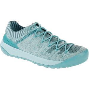 Mammut Hueco Knit Low Shoes Damen waters-light waters waters-light waters