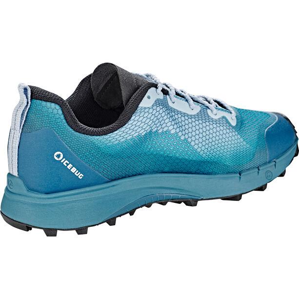 Icebug Oribi4 RB9X Shoes Damen jade mist/deep ocean