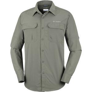 Columbia Silver Ridge II Longsleeve Shirt Herren cypress cypress