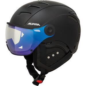 Alpina Jump 2.0 VM Ski Helmet black matt black matt