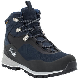 Jack Wolfskin Wilderness Lite Texapore Mid-Cut Schuhe Damen dark blue/phantom dark blue/phantom