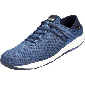 Jack Wolfskin Seven Wonders Packer Low Shoes Herren ocean wave ocean wave
