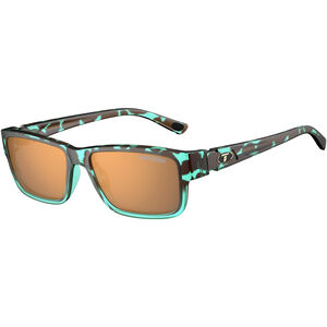 Tifosi Hagen 2.0 Glasses blue tortoise - brown polarized blue tortoise - brown polarized