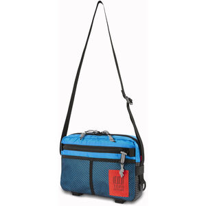 Topo Designs Block Tasche blue blue