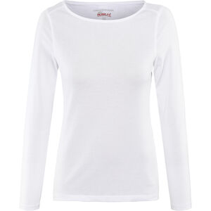 Craghoppers NosiLife Erin II Longsleeved Top Damen Optic White Optic White