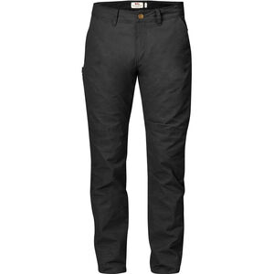 Fjällräven Sörmland Tapered Trousers Herren dark grey dark grey