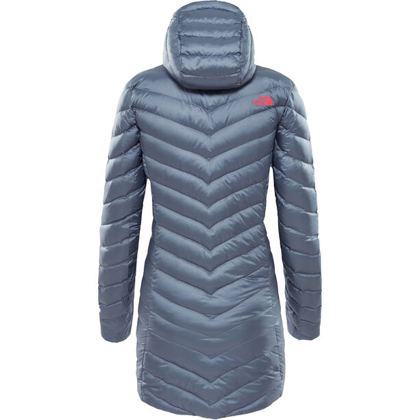 The North Face Trevail Parka Damen grisaille grey