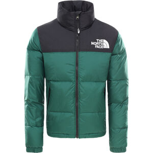 The North Face Retro Nuptse Daunenjacke Kinder night green night green