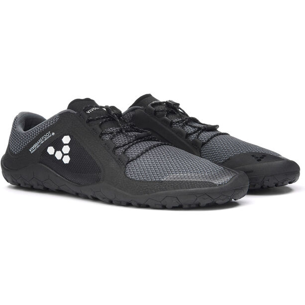 Vivobarefoot Primus Trail FG Mesh Shoes Damen black-charcaol