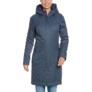 Tatonka Floy Coat Damen matt blue
