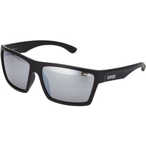 UVEX LGL 29 Glasses black mat/silver black mat/silver