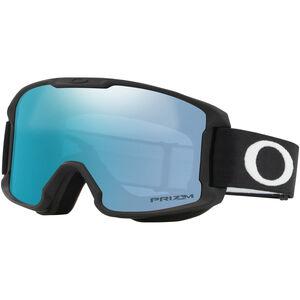 Oakley Line Miner Snow Goggles Kinder matte black/w prizm snow sapphire iridium matte black/w prizm snow sapphire iridium