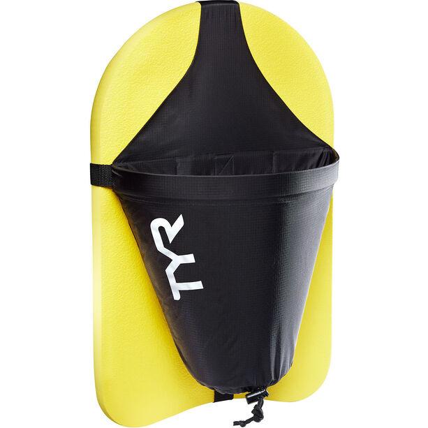 TYR Riptide Drag Chute Kickboard black