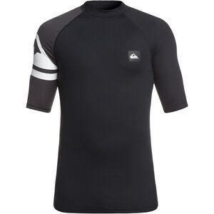 Quiksilver Active SS Shirt Herren black black