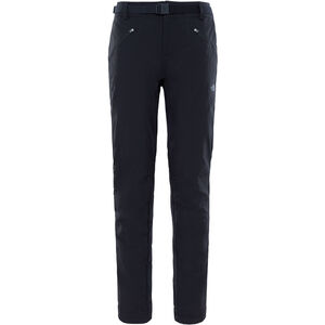 The North Face Exploration Insulated Pants Long Damen tnf black tnf black