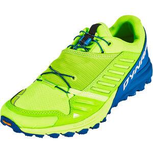 Dynafit Alpine Pro Shoes Herren fluo yellow/mykonos blue fluo yellow/mykonos blue