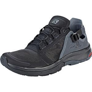 Salomon Techamphibian 4 Shoes Damen black/ebony/quiet shade black/ebony/quiet shade