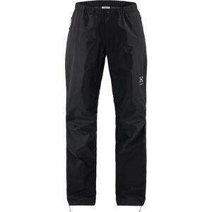 Haglöfs L.I.M Pants Damen true black long true black long