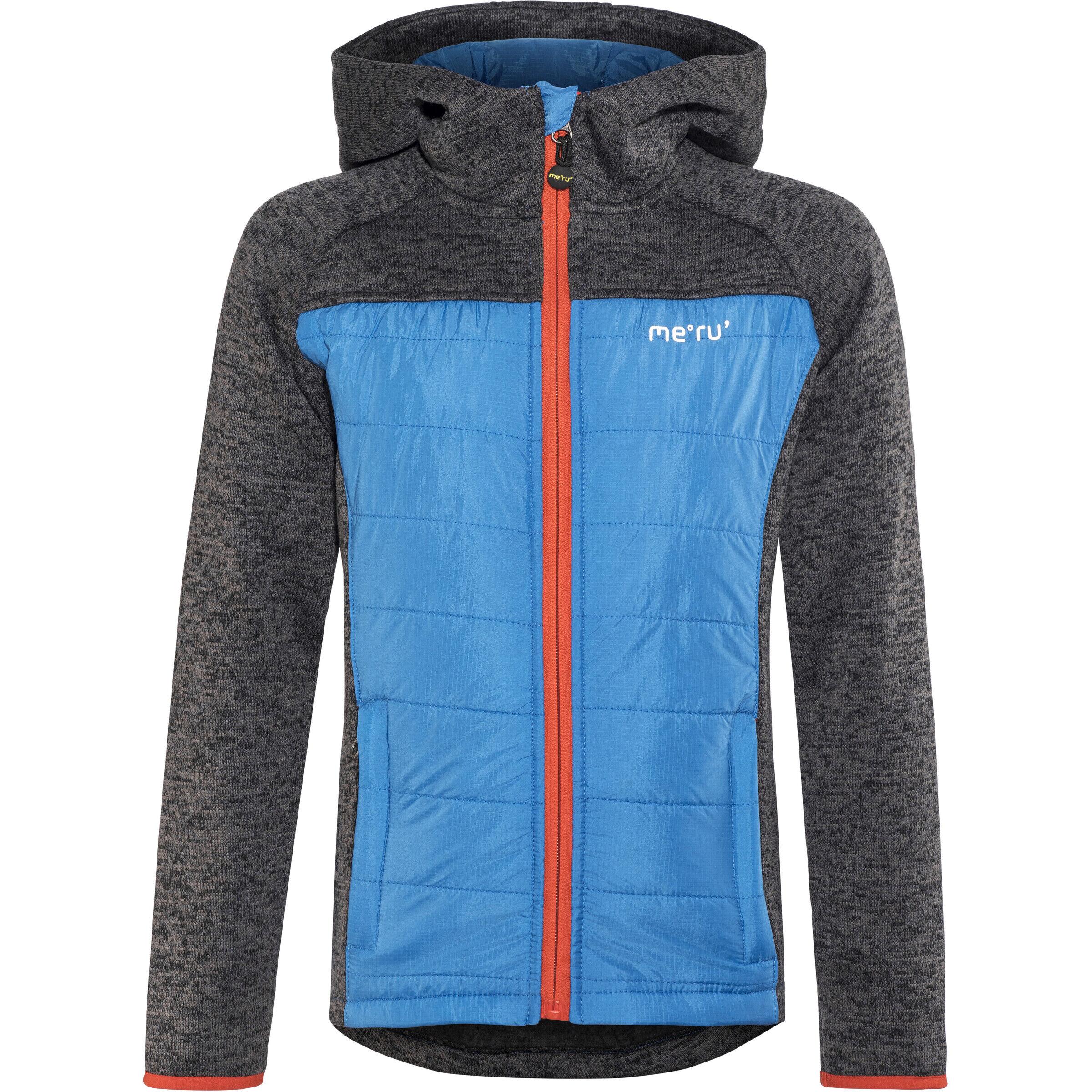 meru kinder outdoor jacke fleece