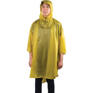 Sea to Summit 15D Poncho lime lime
