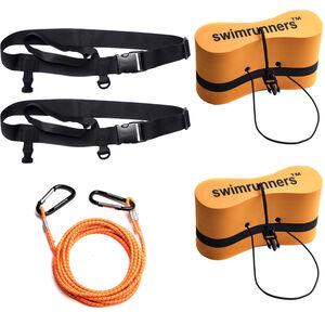 Swimrunners Support Pull Belt Team Kit orange orange
