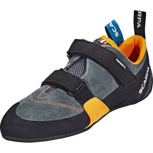 Scarpa Force V Climbing Shoes Herren mangroove/papaya mangroove/papaya