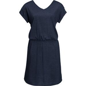 Jack Wolfskin Coral Coast Dress Damen midnight blue midnight blue