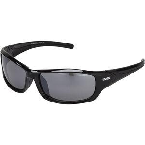 UVEX Sportstyle 211 Sportbrille black/silver