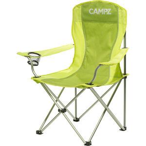 CAMPZ Faltstuhl grün