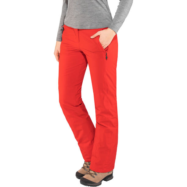 Maier Sports Vroni Slim mTex Stretch Pants Damen fire