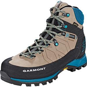Garmont Toubkal GTX Shoes Damen grey/blue grey/blue