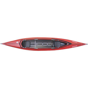 Triton advanced Vuoksa 2 Advanced Kayak red/black red/black