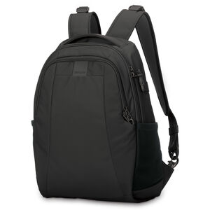 Pacsafe Metrosafe LS350 Backpack 15l black black