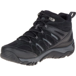 Merrell Outmost MID Vent GTX Shoes Herren black black