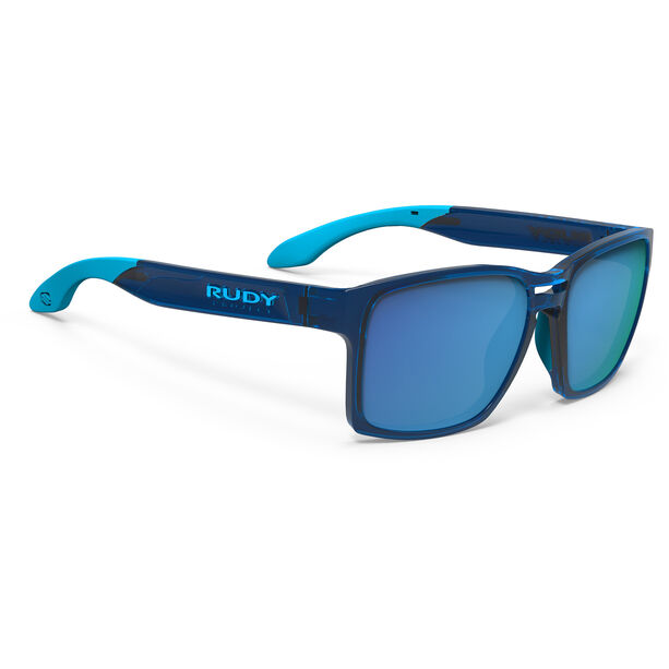 Rudy Project Spinair 57 Sunglasses crystal blue - rp optics multilaser blue