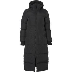North Bend Puff Langjacke Damen black black