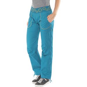 Ocun Pantera Pants Damen capri blue capri blue