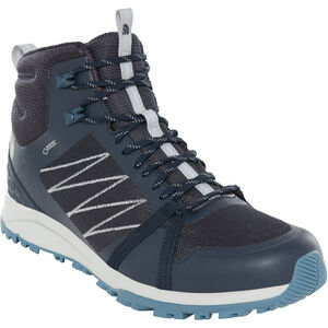 The North Face Litewave Fastpack II Mid GTX Shoes Herren urban navy/high rise grey urban navy/high rise grey