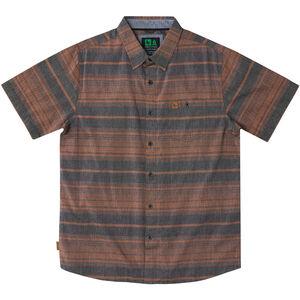 Hippy Tree Carlsbad Woven Shirt Herren rust rust