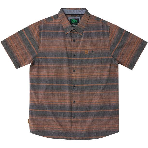 Hippy Tree Carlsbad Woven Shirt Herren rust