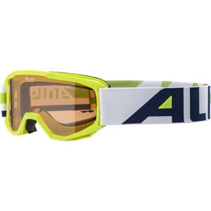 Alpina Piney Brille Kinder lime/orange lime/orange