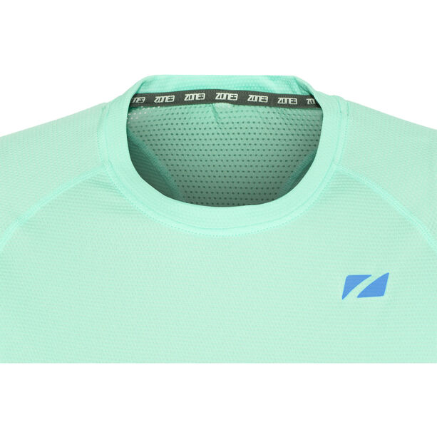 Zone3 Activ Lite CoolTech T-Shirt Damen mint green/petrol