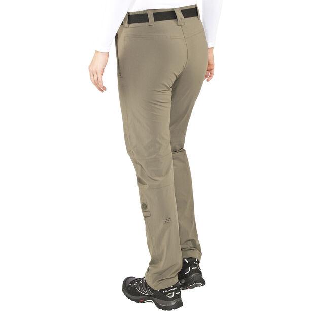 Maier Sports Lulaka Roll Up Pants Damen teak