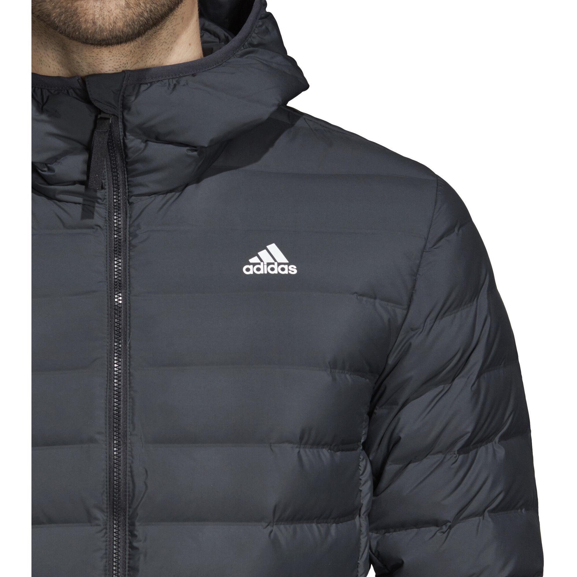 adidas blocked daunenjacke farbe schwarz