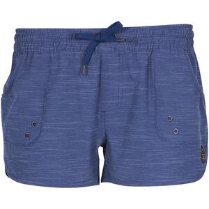 United By Blue Westray Shorts Damen blue blue