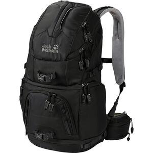 Jack Wolfskin ACS Photo Pack Pro Rucksack black black