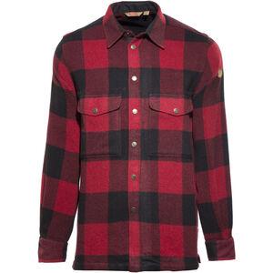 Fjällräven Canada Shirt Herren red red