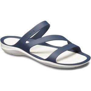 Crocs Swiftwater Sandals Damen navy/white